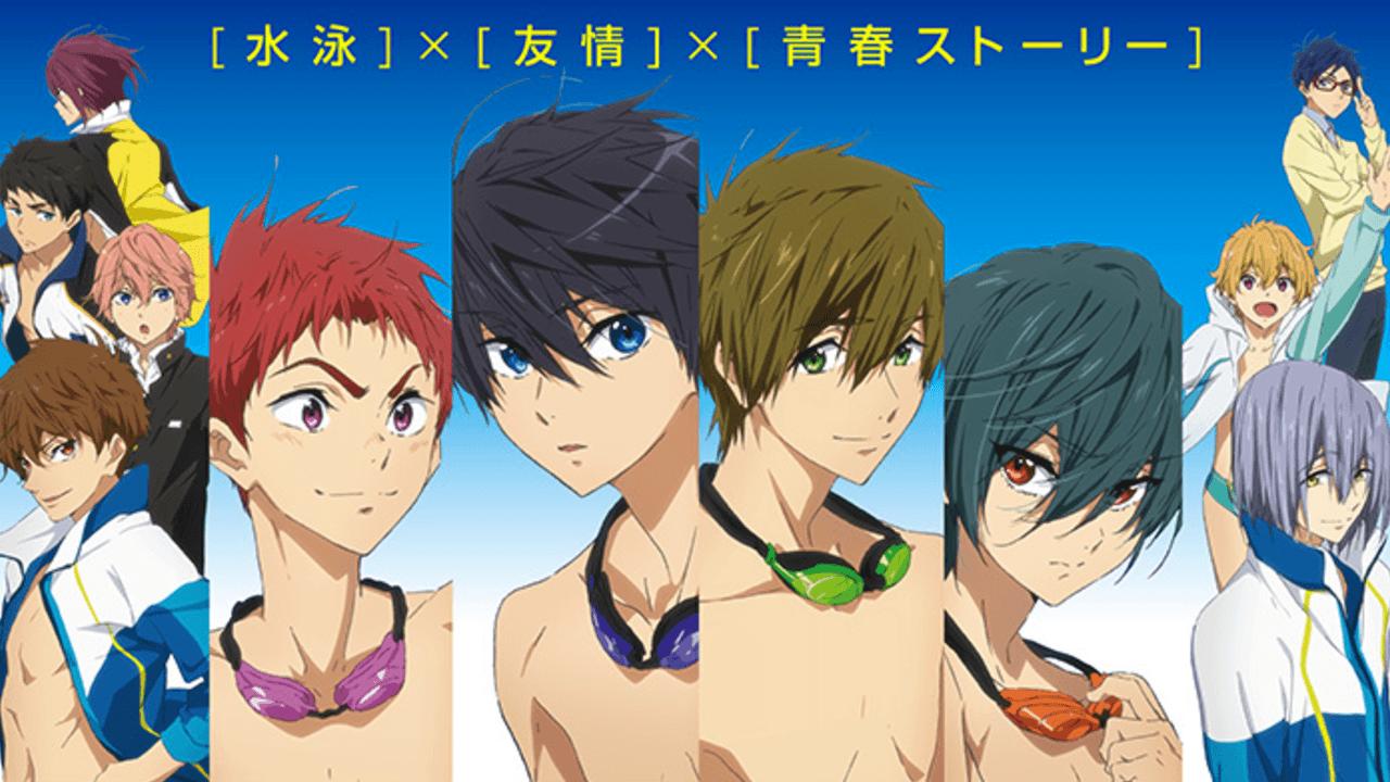 映画『ハイ☆スピード!』スペシャルイベントの追加公演チケットが本日11月3日より先行販売開始!