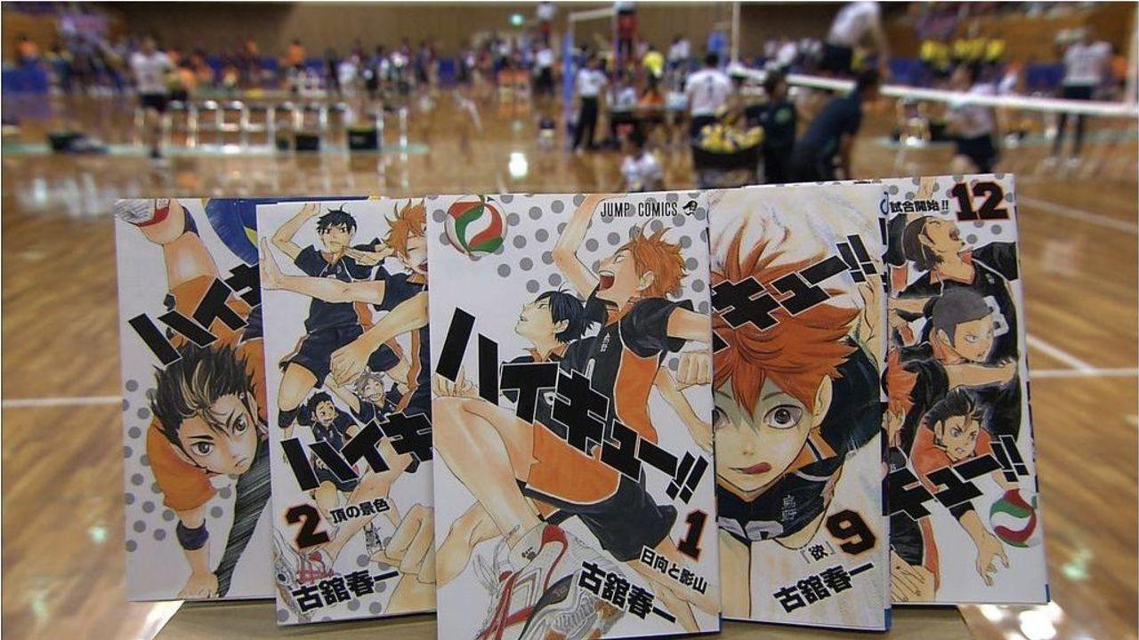 アスリートと『ハイキュー!!』の絆を描く番組がNHKで!ナレーションは村瀬歩さんと木村良平さん!