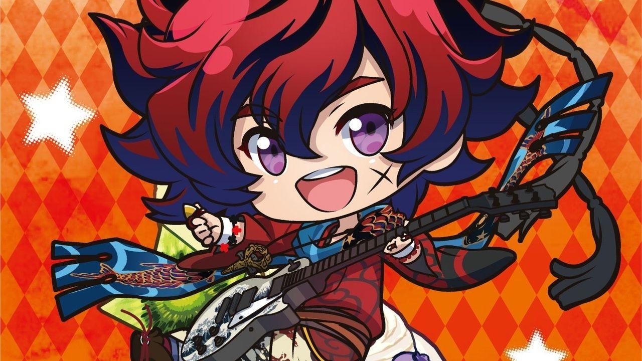 祝うぜよ!『幕末Rock』坂本龍馬生誕祭の期間限定SHOPが新宿にオープン!描き下ろしイラストも登場