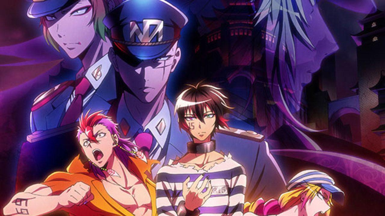 TVアニメ『ナンバカ』2期制作決定!2017年1月より配信シリーズとしてスタート!