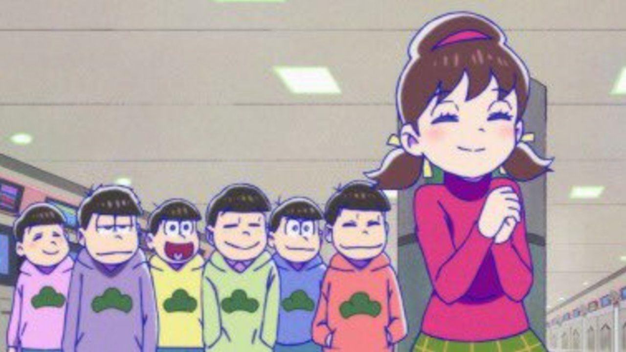 来月12月放送『おそ松さん』の完全新作TVアニメのタイトルが解禁!さらに本編場面カットも!