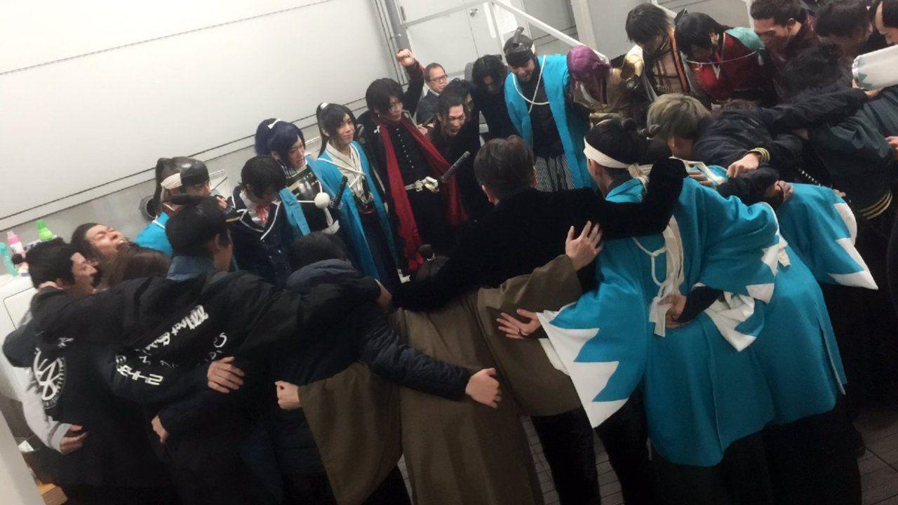 ミュージカル『刀剣乱舞』 新作公演が早くも決定!さらに青江、蜻蛉切、物吉貞宗、大倶利伽羅の名前も!