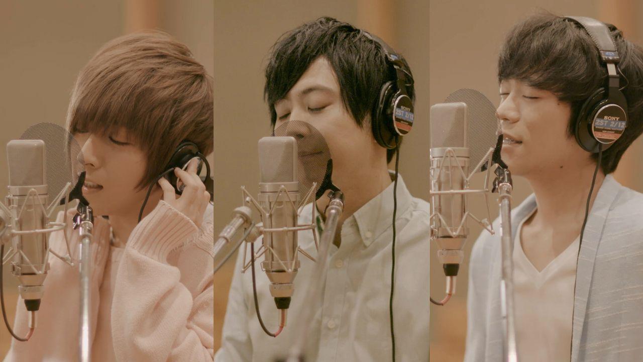 冬にアイスはいかが?「レディーボーデン」のテーマソングを梶裕貴さん、小野賢章 さん、蒼井翔太さんが甘く歌う!
