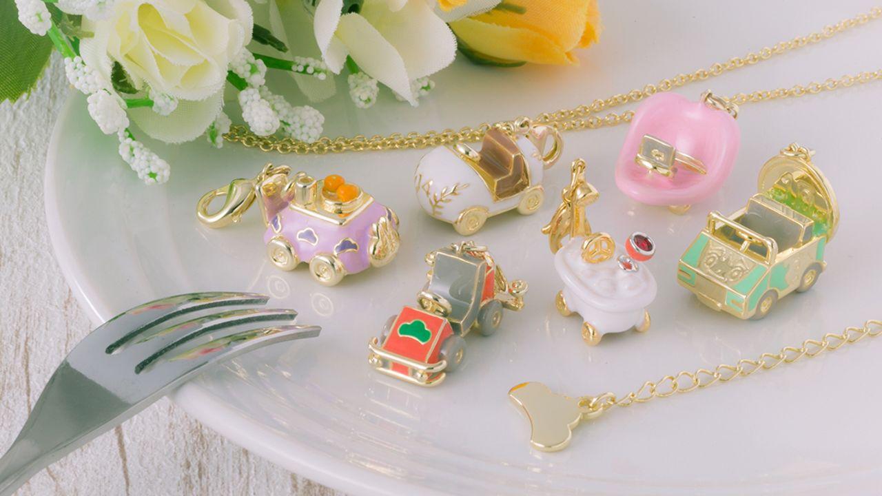 アニメ『おそ松さん』で印象的だったカートをモチーフにしたチャームセットが発売!さらに6つ子をイメージした財布も!