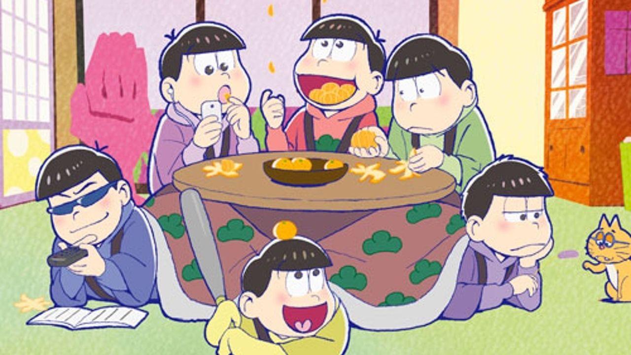 『おそ松さん』より、おそま通信24号が公開!新ドラマCDや注目のサンリオコラボ情報も!