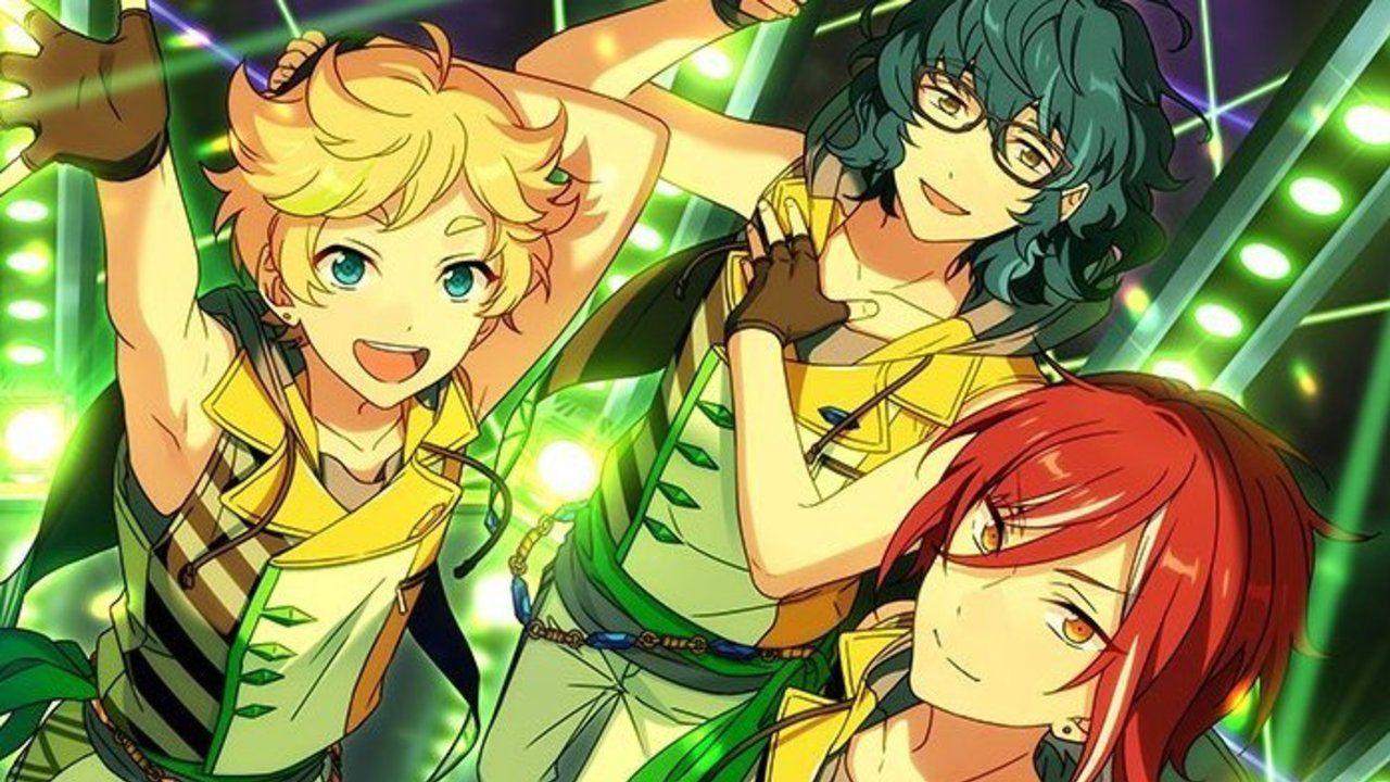 魔法使いユニットのマジカルなステージの幕が開く!『あんスタ』ユニットソング【Switch】の試聴スタート!