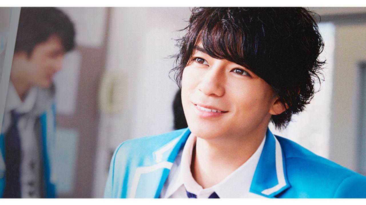 『あんスタ』第2弾TVCMのイメージキャラクターに俳優の三浦翔平さんの起用を発表!コメント動画も!