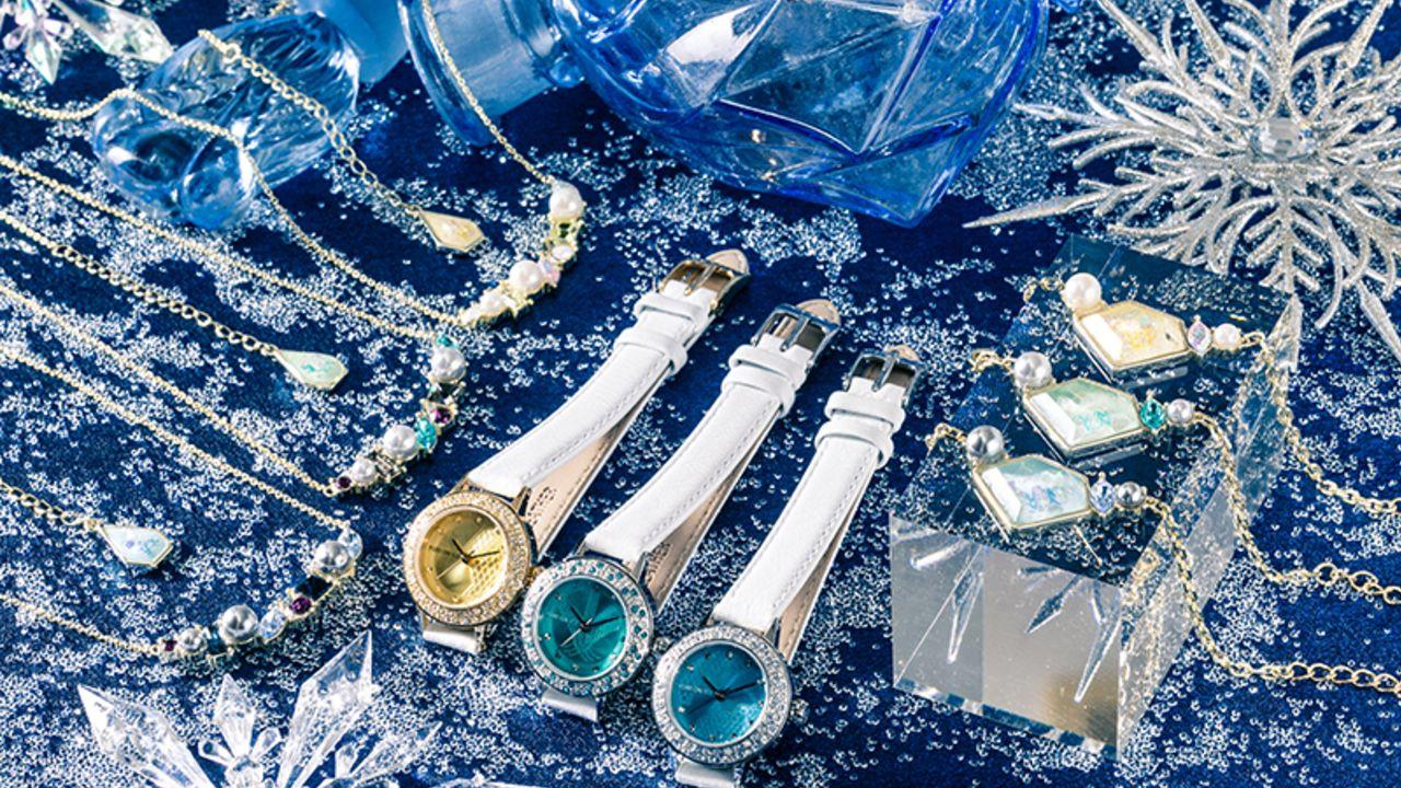 『ユーリ!!! on ICE』勇利、ヴィクトル、ユリオモデルの腕時計やアクセサリーが登場!