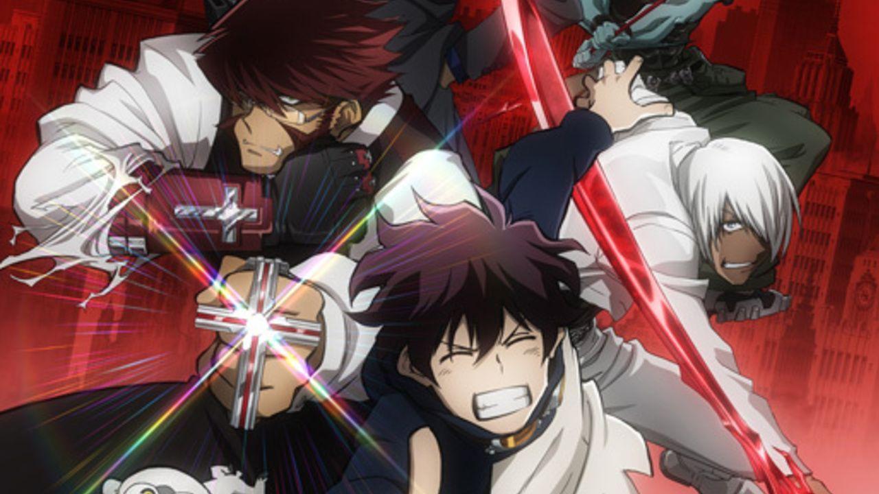 躍動感あふれるビジュアルに!アニメ『血界戦線』2期のディザービジュアルが公開!
