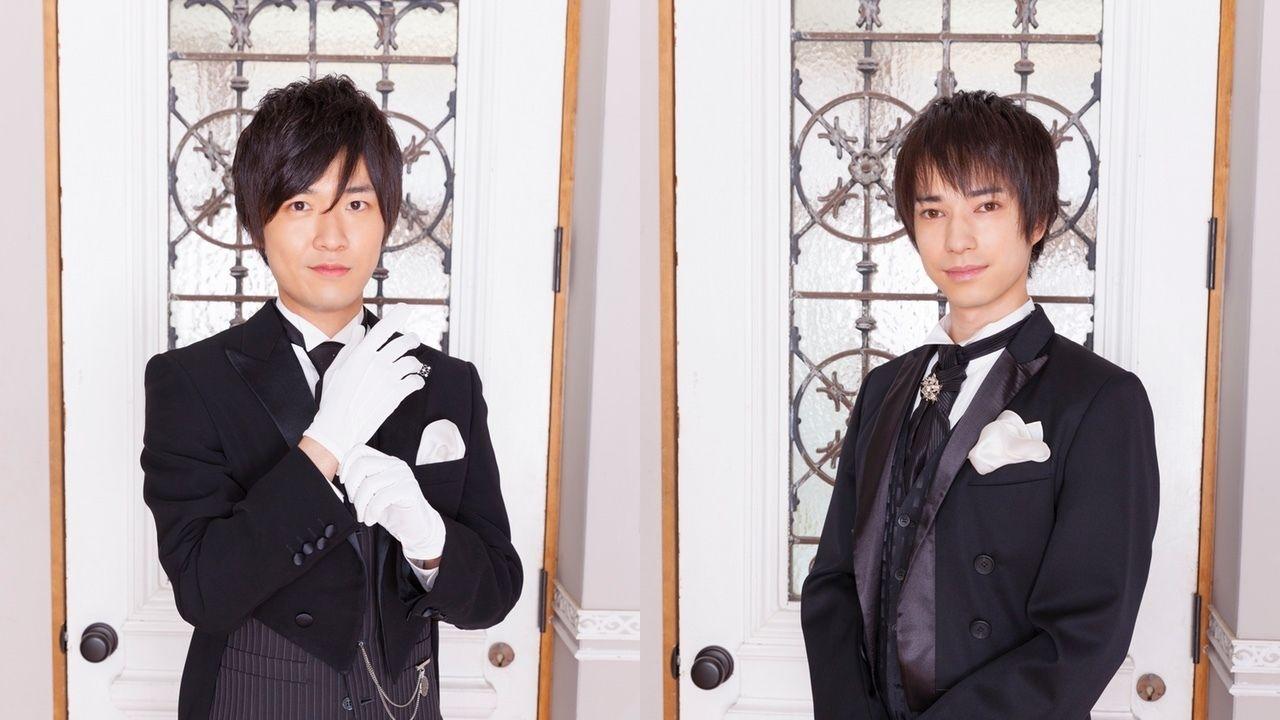 畠中祐さん&ランズベリー・アーサーさん出演「ときめきレシピ」DVD発売記念イベントが決定!