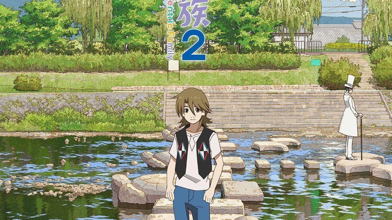 """春への期待が高まる。TVアニメ『有頂天家族』2期は4月よりスタート!来年を""""有頂天""""な年に!"""