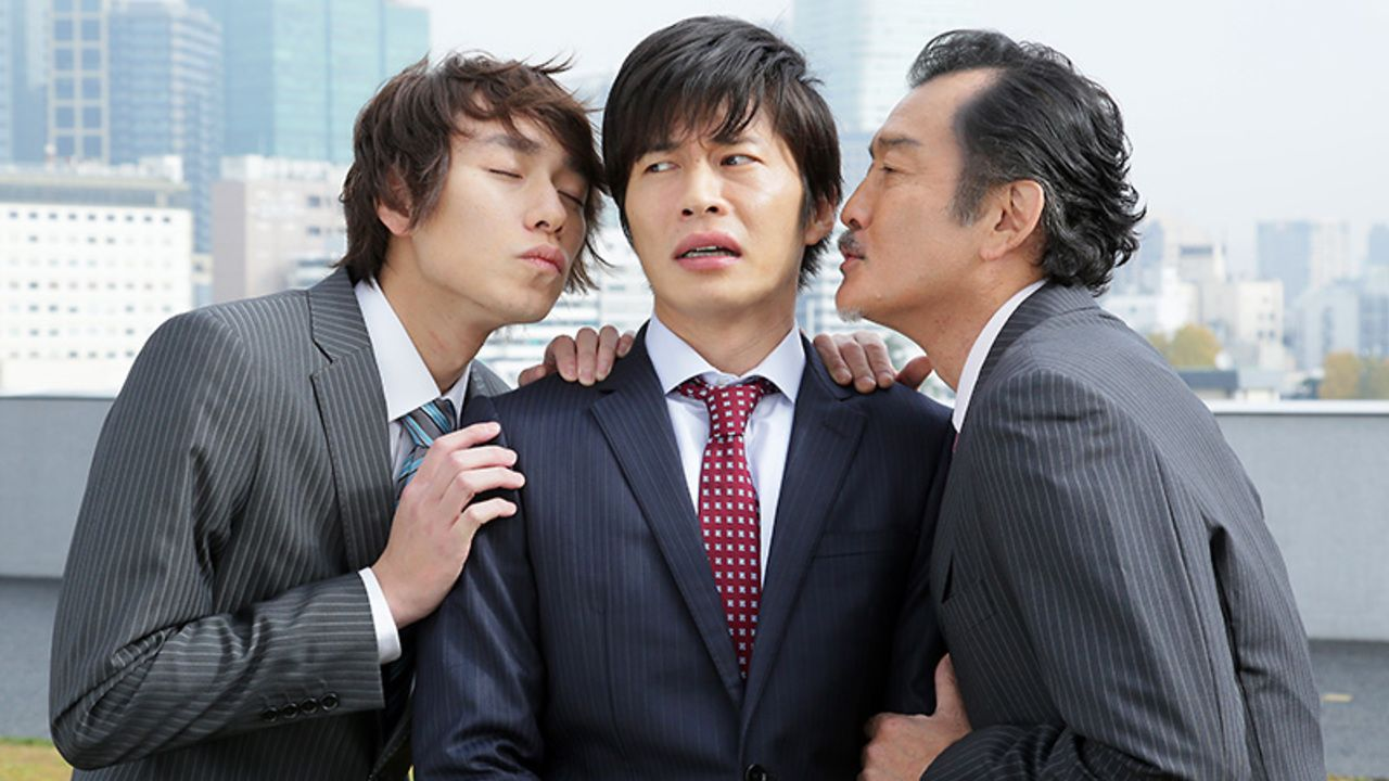 誰を選ぶ!?おっさんたちのドキドキ恋愛最前線ドラマ『おっさんずラブ』今夜放送!