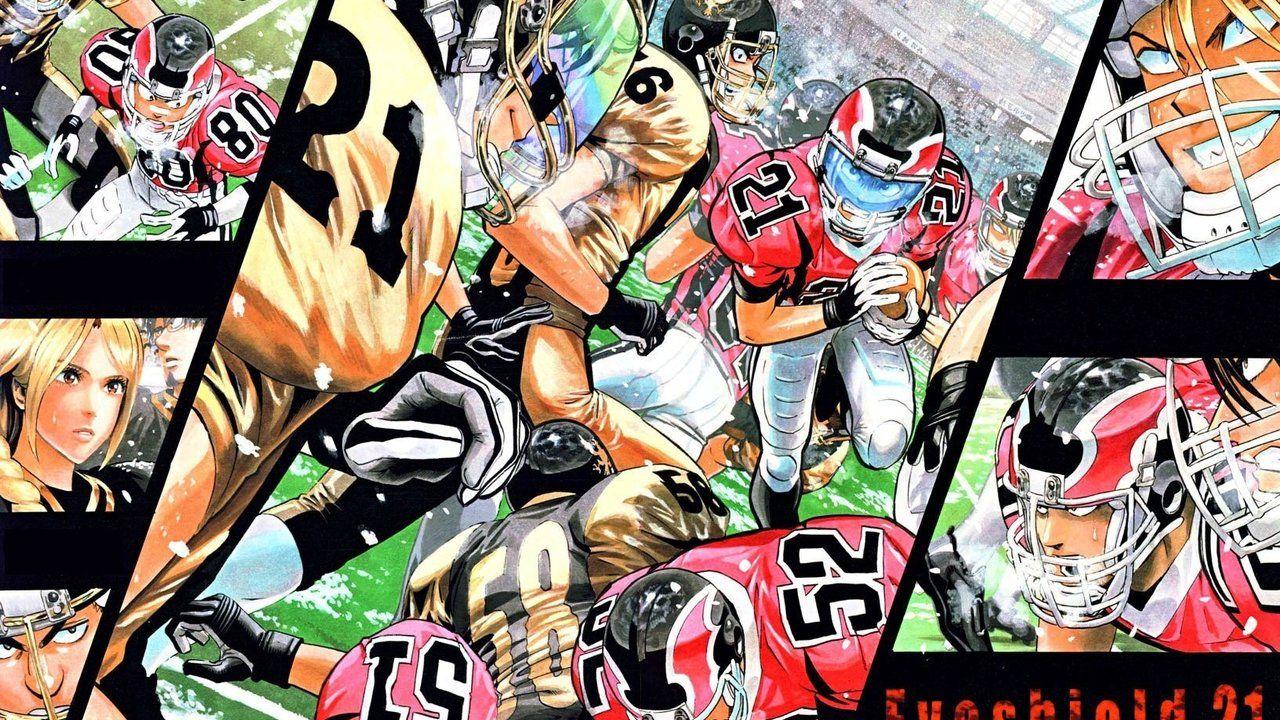 『アイシールド21』作画担当・村田雄介先生「再アニメ化とかしてほしいな…」以前のイラストを公開!