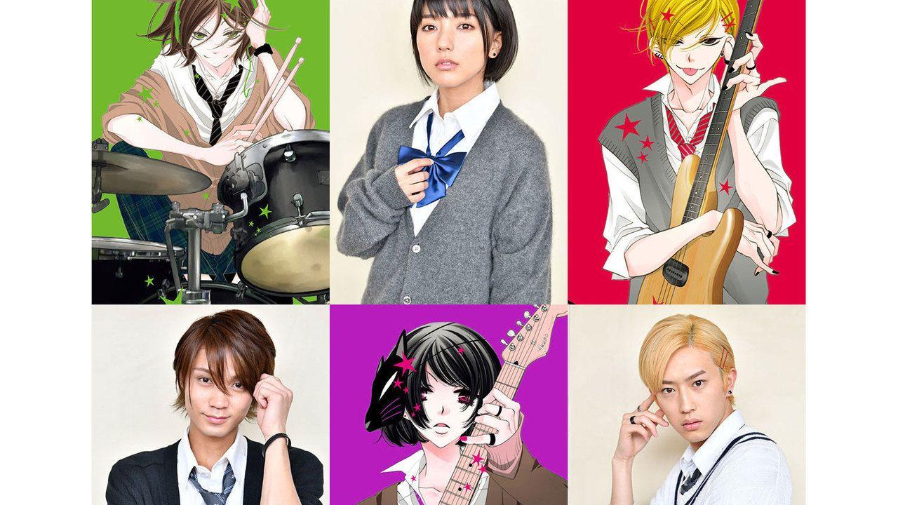 実写映画『覆面系ノイズ』第3弾キャストに真野恵里菜さん、磯村勇斗さん、杉野遥亮さん!