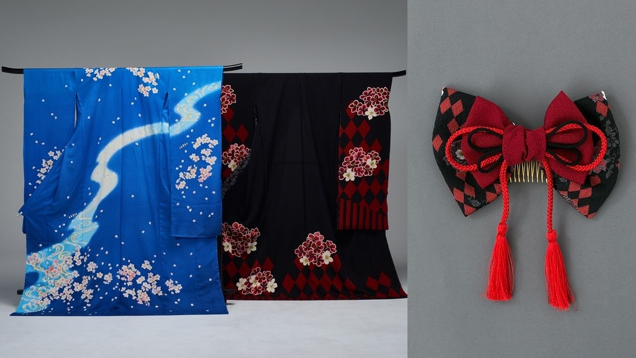 SuperGroupieのポップアップストアで『刀剣乱舞』京友禅着物を展示!新たなコラボアイテムも登場
