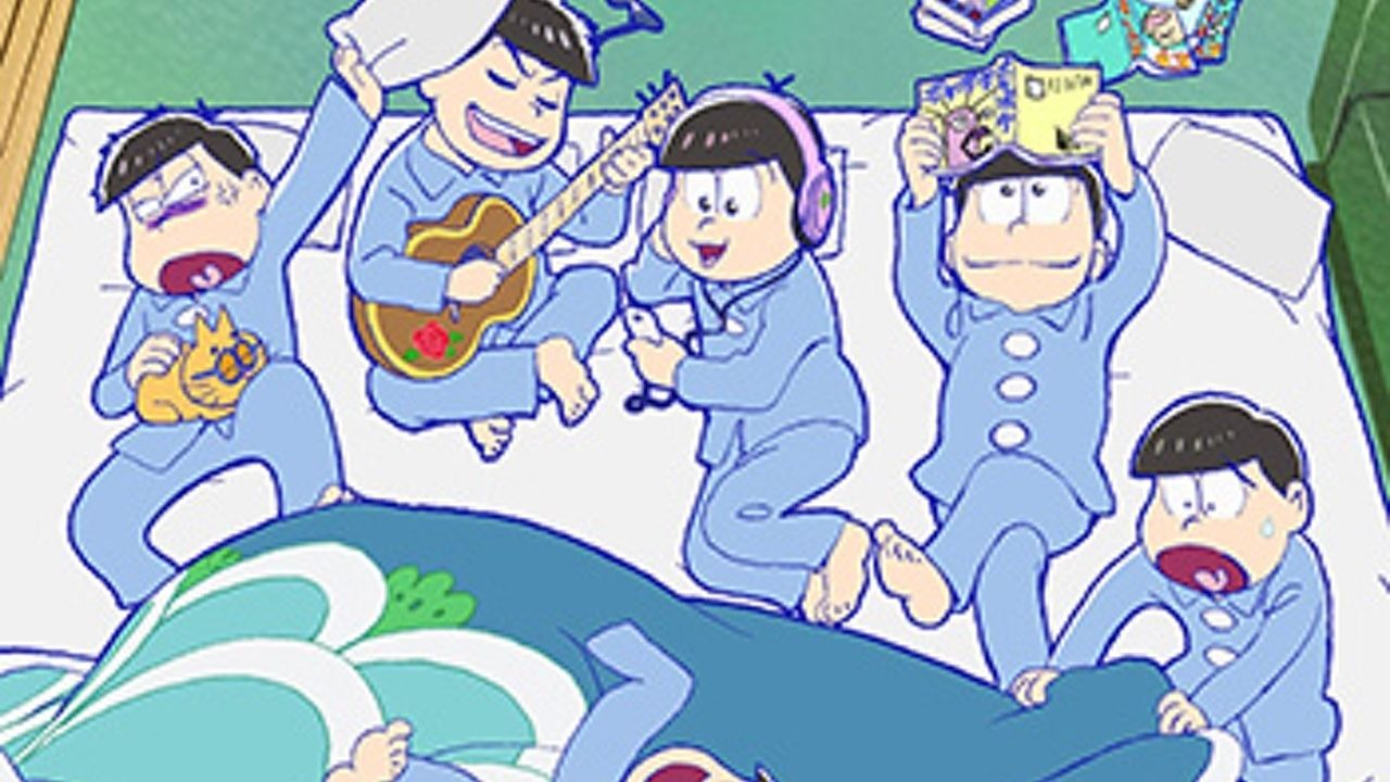 『おそ松さん』かくれエピソードドラマCD「松野家のなんでもない感じ」 第2巻が発売!それぞれの仕草にも注目!