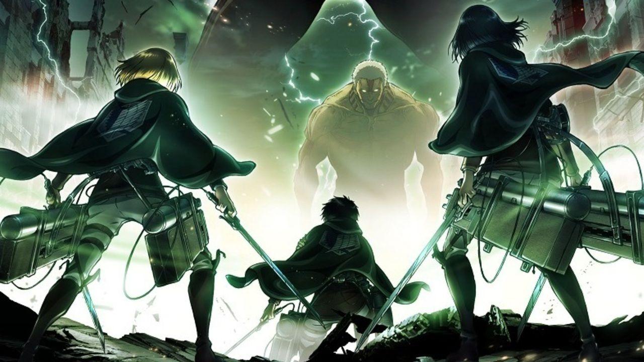 『進撃の巨人』シリーズ初のキャラクターソングがリリース決定!エレン・ミカサを筆頭にVol.7まで発売!