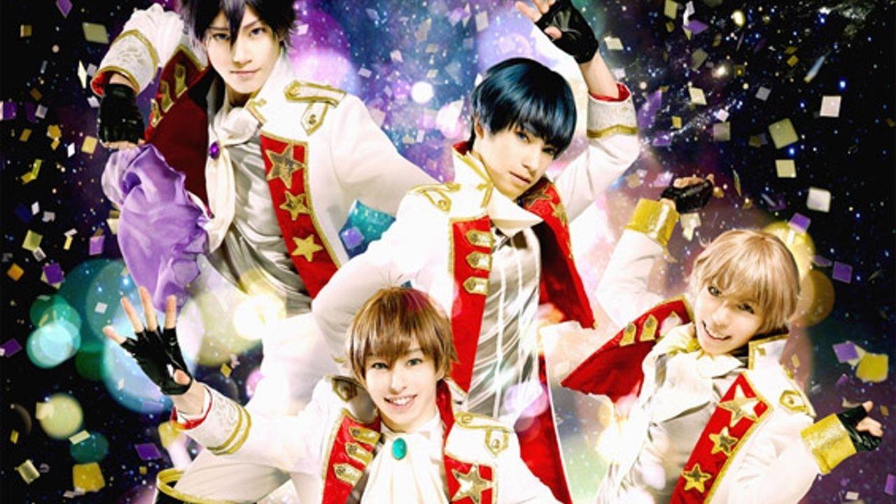 ミュージカル『スタミュ』team鳳が揃ったメインビジュアル公開!team柊、華桜会も全員揃って舞台に!