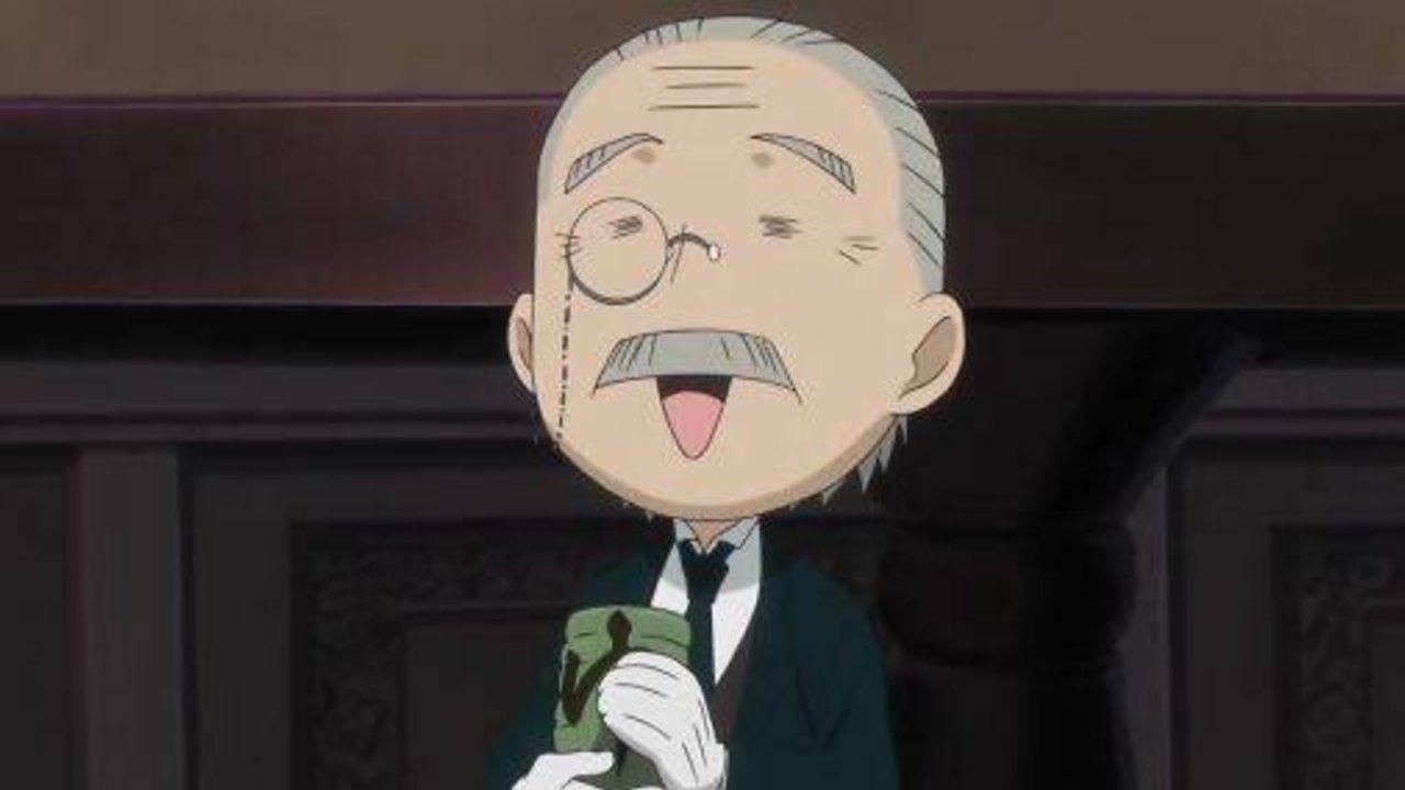 『黒執事』タナカ役を務めた藤村俊二さんの訃報に枢やな先生「藤村さんなくして今の黒執事はありません」