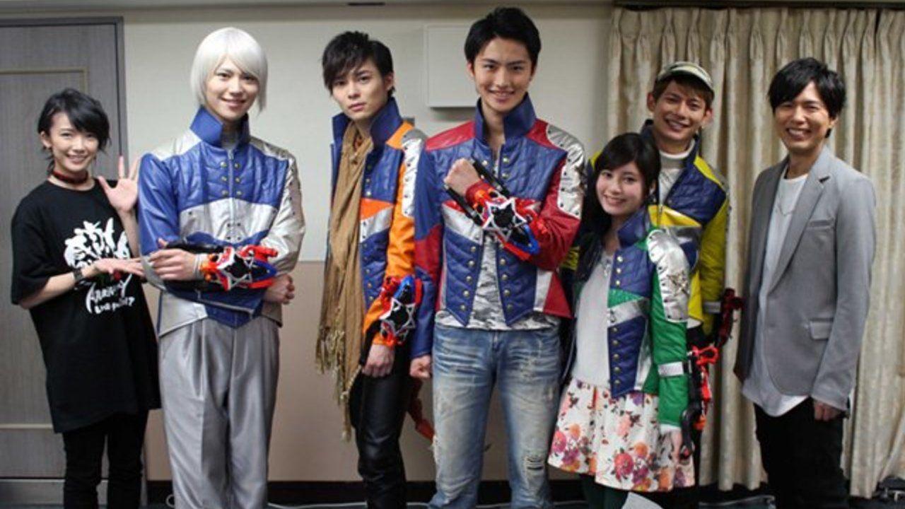 2月3日放送の『鈴村健一・神谷浩史の仮面ラジレンジャー』は『キュウレンジャー』メンバーが出演する超豪華インタビュー!