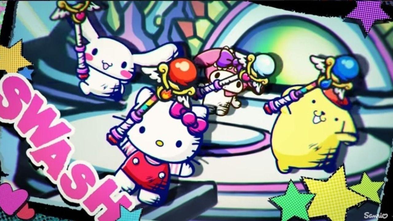 アニメイトとサンリオが強力タッグ!キティさん、マイメロさんたちが登場する新作RPG開発中!